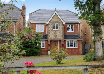 Thumbnail 4 bed detached house for sale in Royal Oak Drive, Crowthorne, Berkshire