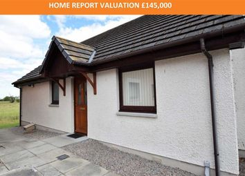 Thumbnail 2 bed semi-detached bungalow for sale in Craigend Court, Dingwall, Ross-Shire