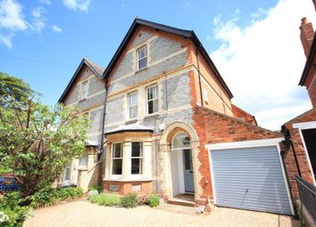 Thumbnail 5 bed semi-detached house to rent in Alexandra Road, Reading