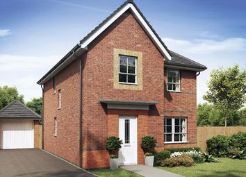 "Thumbnail 4 bed detached house for sale in ""Kingsley"" at Lydiate Lane, Thornton, Liverpool"