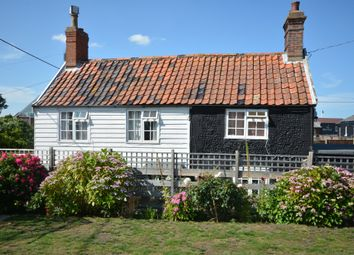 Thumbnail 3 bedroom cottage for sale in Beach Road, Kessingland, Suffolk