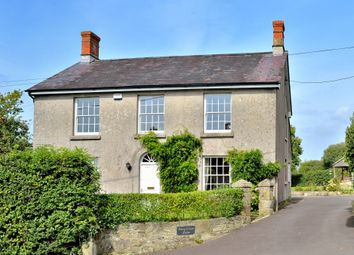 Thumbnail 4 bedroom detached house for sale in Long Cross Farmhouse, Long Cross, Shaftesbury, Dorset