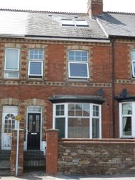 Thumbnail 3 bed terraced house to rent in Kingston Road, Taunton, Somerset
