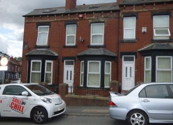 Thumbnail 4 bed terraced house to rent in Tempest Road, Beeston, Leeds, West Yorkshire