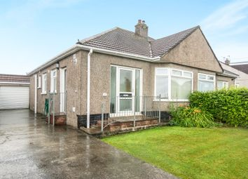 Thumbnail 2 bed semi-detached bungalow for sale in Merlin Crescent, Cefn Glas, Bridgend