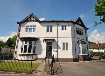 Thumbnail 3 bed flat for sale in Taylor Road, Kings Heath, Birmingham