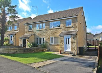 Thumbnail 3 bed semi-detached house to rent in Stony Lane, Honley, Holmfirth
