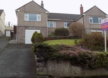 Thumbnail 2 bedroom semi-detached bungalow to rent in Underlane, Plympton, Plymouth