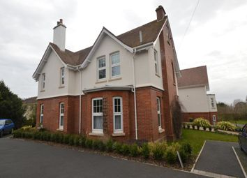 Thumbnail 2 bed flat for sale in Lydwin Grange, 2 Stevenstone Road, Exmouth