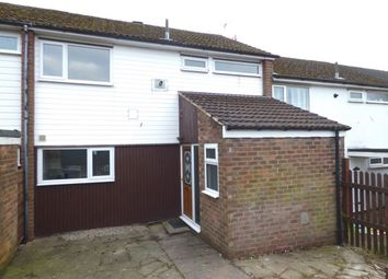 Thumbnail 3 bed terraced house to rent in Stafford Close, Macclesfield