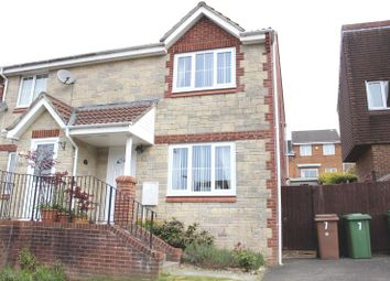 Thumbnail 3 bed end terrace house for sale in Lower Ridings, Newnham Downs, Plympton, Plymouth