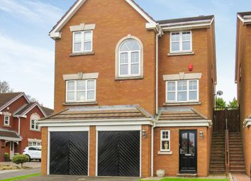 Thumbnail 4 bed detached house for sale in Hollyoak Road, Streetly, Sutton Coldfield