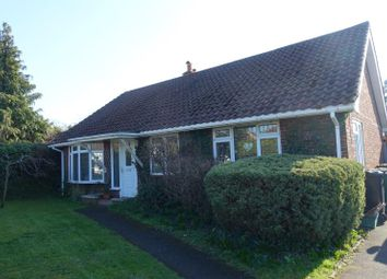Thumbnail 3 bedroom bungalow to rent in Sandcross Lane, Reigate