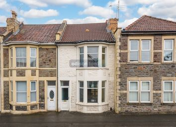Thumbnail 2 bedroom terraced house for sale in Soundwell Road, Bristol
