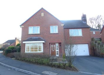 Thumbnail 4 bed detached house for sale in Tywod Vale, Pencoed, Bridgend