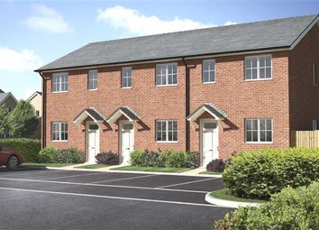 Thumbnail 2 bed end terrace house for sale in Plot 23, Meadowdale, Barley Meadows, Llanymynech, Shropshire