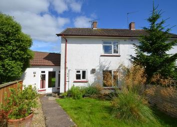 Thumbnail 2 bed semi-detached house for sale in Charles Road, Honiton