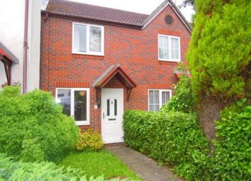 Thumbnail 1 bedroom terraced house to rent in Haileybury Gardens, Hedge End