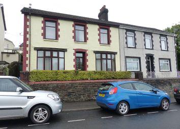 Thumbnail 3 bed semi-detached house for sale in Heol Llangeinor, Llangeinor, Bridgend.