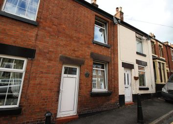 Thumbnail 1 bed terraced house for sale in Rosebank Street, Leek