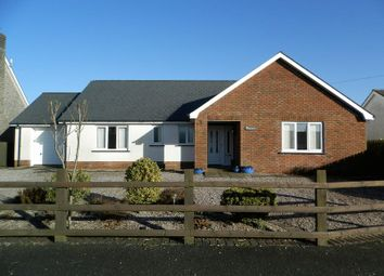 Thumbnail 4 bed detached bungalow for sale in Bryngwyn, Newcastle Emlyn