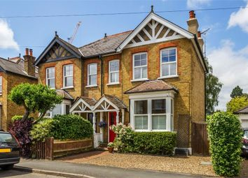 Thumbnail 3 bed semi-detached house to rent in Winchester Road, Walton-On-Thames, Surrey