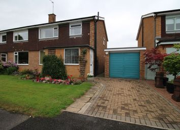Thumbnail 3 bed semi-detached house for sale in Martindale Grove, Egglescliffe, Stockton-On-Tees