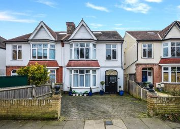 Thumbnail 4 bed semi-detached house for sale in Polsted Road, London