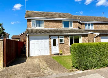 Thumbnail 4 bed detached house for sale in Mountbatten Way, Raunds, Wellingborough