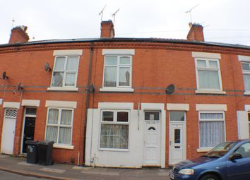 Thumbnail 2 bedroom terraced house for sale in Harewood Street, Leicester