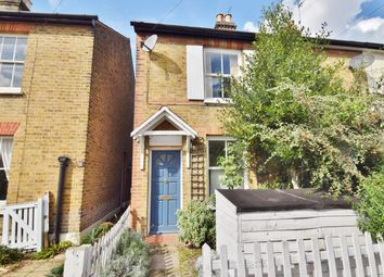 Thumbnail 2 bed end terrace house for sale in Myrtle Road, Hampton Hill
