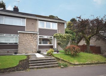Thumbnail 2 bed end terrace house for sale in Busby Road, Carmunnock, Clarkston, Glasgow