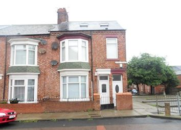 Thumbnail 3 bed flat for sale in Hyde Street, South Shields