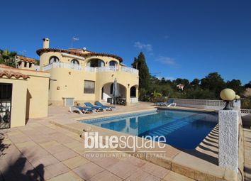 Thumbnail 6 bed property for sale in Calpe, Valencia, 03710, Spain