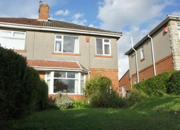 Thumbnail 4 bed semi-detached house to rent in Monks Park Avenue, Westbury On Trym, Bristol