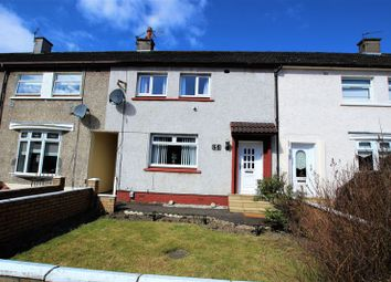 Thumbnail 2 bedroom terraced house for sale in Dale Drive, New Stevenston, Motherwell