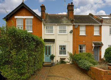 Thumbnail 2 bed terraced house for sale in High Street, West Molesey