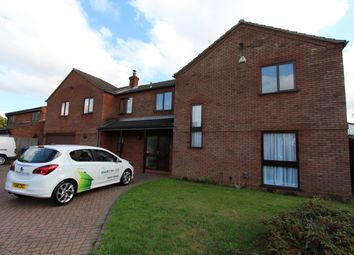 Thumbnail 5 bed detached house to rent in Deepdale, Wilnecote, Tamworth