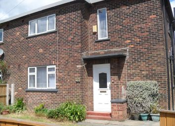 Thumbnail 3 bed semi-detached house to rent in Bevin Avenue, Culcheth, Warrington