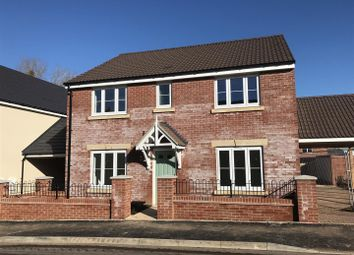Thumbnail 4 bed detached house for sale in Station Green, Bishops Lydeard, Taunton