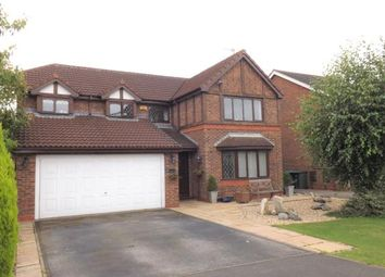 Thumbnail 4 bed detached house for sale in Fleetwith Close, West Bridgford, Nottingham, Nottinghamshire