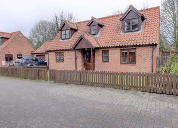 Thumbnail 4 bed detached house for sale in Bowman Place, Wellow, Newark