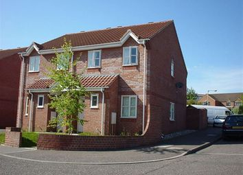 Thumbnail 2 bedroom semi-detached house to rent in Purdance Close, Norwich