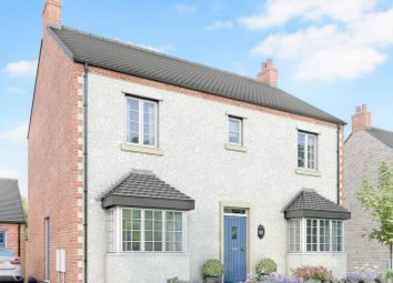 Thumbnail 4 bed detached house for sale in Frecheville Drive, Off Bullbridge Hill, Fritchley, Belper