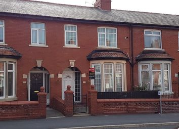 Thumbnail 3 bedroom terraced house to rent in Keswick Road, Blackpool