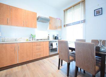 Thumbnail 1 bedroom flat to rent in Aldebert Terrace, London