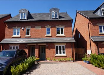 Thumbnail 4 bed semi-detached house for sale in Besford Gardens, Shrewsbury
