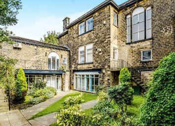 Thumbnail 2 bedroom flat for sale in Moorside Avenue, Crosland Moor, Huddersfield