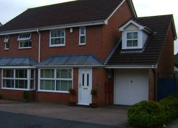 Thumbnail 3 bed property to rent in Tanglewood Close, Quinton, Birmingham