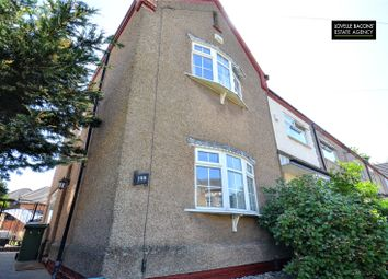 Thumbnail 3 bed end terrace house for sale in Welholme Road, Grimsby